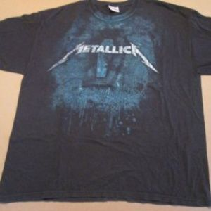 Other - Metallica Death Magnetic Coffin Shirt